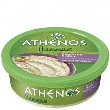 ATHENOS HUMMUS ROAST GARLIC 7oz