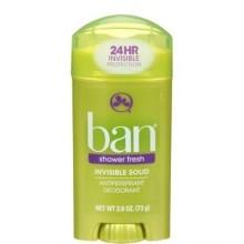 BAN INV SOLID SHOWER FRESH 2.6oz