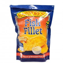 RAINFOREST BREADED FISH FILLET 400g