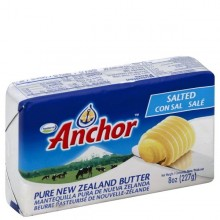 ANCHOR BUTTER SALTED 227g