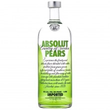 ABSOLUT VODKA PEAR 1L