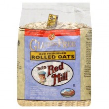 BOBS RED MILL OATS ROLLED 32oz