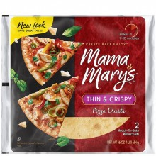 MAMA MARY PIZZA CRUST THN 12in 2pk
