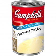 CAMPBELLS CREAM OF CHICKEN 10.75oz