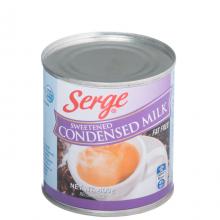 SERGE SWEET CONDENSED MILK F/FREE 400g