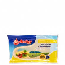 ANCHOR CHEDDAR YELLOW 250g