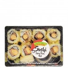RAINFOREST SUSHI FRIED SPC TUNA ROLL 8pc