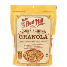 BOBS RED MILL GRANOLA HONEY ALMOND 12oz