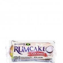 BUCCANEER RUM CAKE COCONUT 58g