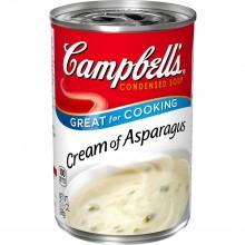 CAMPBELLS CREAM OF ASPARAGUS 10.75oz