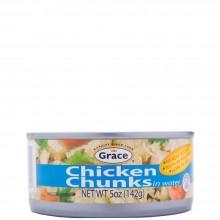 GRACE CHICKEN CHUNKS 5oz