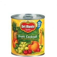 DEL MONTE FRUIT COCKTAIL HVY SYRUP 8oz