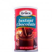 GRACE CHOCOLATE INSTANT 12oz