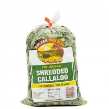 SOLJAH CALLALOO SHREDDED 450g