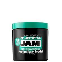 LETS JAM COND SHINE GEL REG HOLD 5.5oz