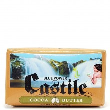 BLUE POWER CASTILE COCOA BUTTER 110g