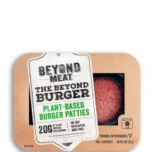 BEYOND MEAT VEG BURGERS 8oz