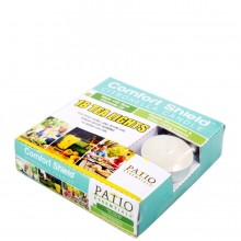 PATIO ESSENTIALS CITRON CANDLE MINI 18ct