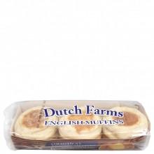 DUTCH FARMS ENGLISH MUFFIN 12oz