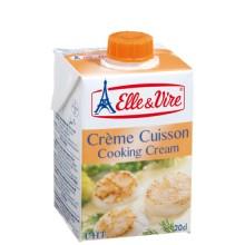 ELLE & VIRE COOKING CREAM 119g