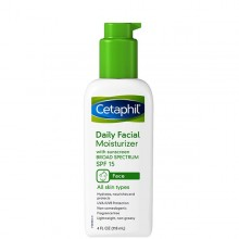 CETAPHIL FACIAL MOIST DAILY 4oz