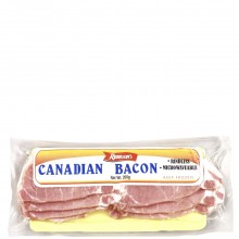 RAMSONS CANADIAN BACON 200g
