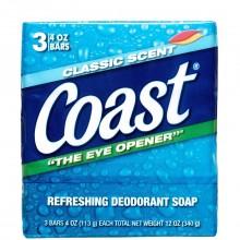 COAST B/SOAP REFRESH 3x4.5oz