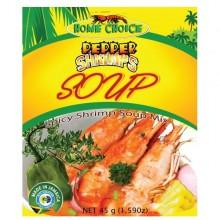HOME CHOICE SHRIMP SOUP MIX 45g