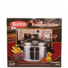BISTRO PRESSURE COOKER 3L