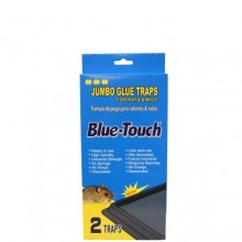 BLUE TOUCH GLUE TRAPS JUMBO 2s