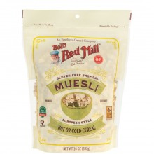 BOBS RED MILL CEREAL MUESLI TROP 14oz