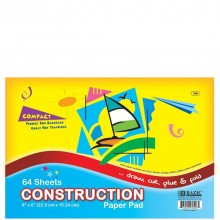 BAZIC CONSTRUCTION PAPER PAD 64s