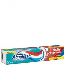 AQUAFRESH TOOTHPASTE CAVITY PROT 3oz