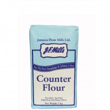 JF MILLS FLOUR COUNTER 1kg