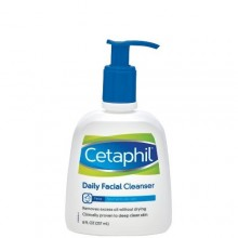 CETAPHIL DAILY FACIAL CLEANSER 8oz