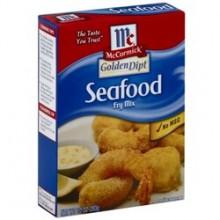 McCORMICK GOLD DIPT SEAFOOD FRY MIX 10oz