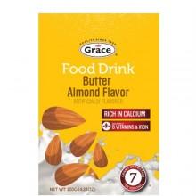 GRACE FOOD DRINK BUTTER ALMOND 120g