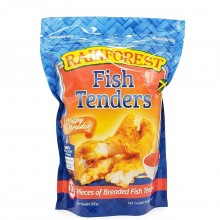 RAINFOREST FISH TENDERS 320g