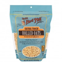 BOBS RED MILL OATS ROLLED THICK 16oz