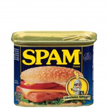 SPAM LUNCH MEAT CLASSIC 12oz