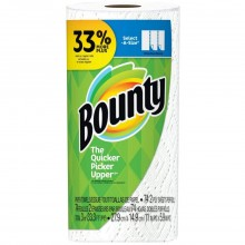 BOUNTY SELECT-A-SIZE WHITE 74s