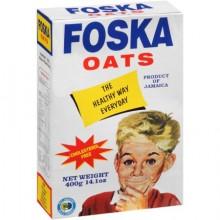 FOSKA OATS 400g