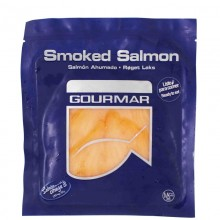 GOURMAR SALMON SMOKED SLICED 85g