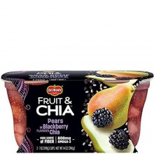 DEL MONTE FRT&CHIA PEAR BLACKBERRY 2.7oz