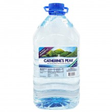 CATHERINES PEAK WATER 5L