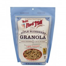 BOBS RED MILL GRANOLA APPLE B/BERRY 12oz