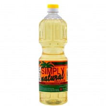 SIMPLY NATURAL COCONUT OIL 900ml