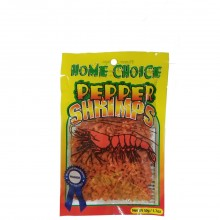 HOME CHOICE SHRIMPS PEPPERED 50g