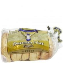 DUTCH FARMS BAGELS BANANA NUT 5ct
