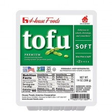 HOUSE FOODS TOFU SOFT 14oz